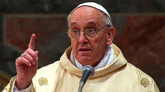 Прекратить немедленно! - потребовал Папа