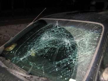 Kürdəmirdə yol qəzası: 1 nəfər öldü