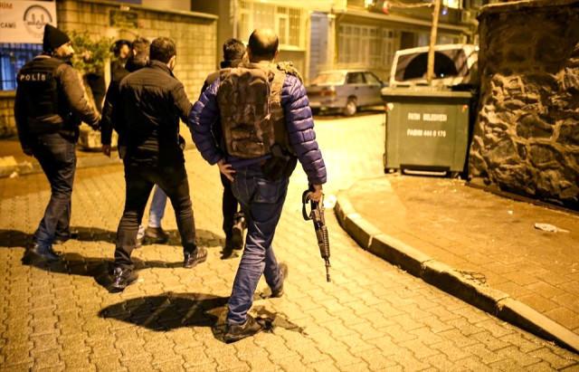 تئررورچولار ۴۰ پولیسی اعدام ائتدی