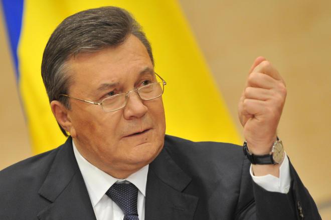 Yanukoviçdən Poroşenkoya məktub: Saxtakarlıq, rüşvət...