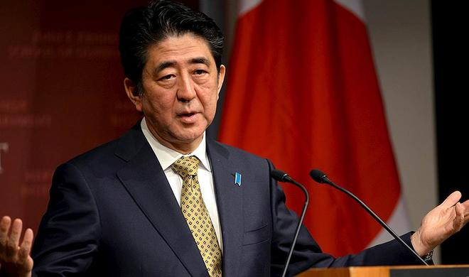 Abe sends ceremonial offering to controversial Yasukuni
