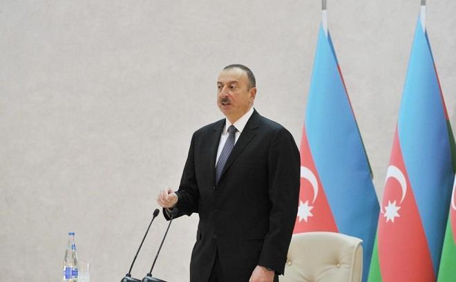 Azərbaycan xalqı real vəziyyəti bilsin – Prezident