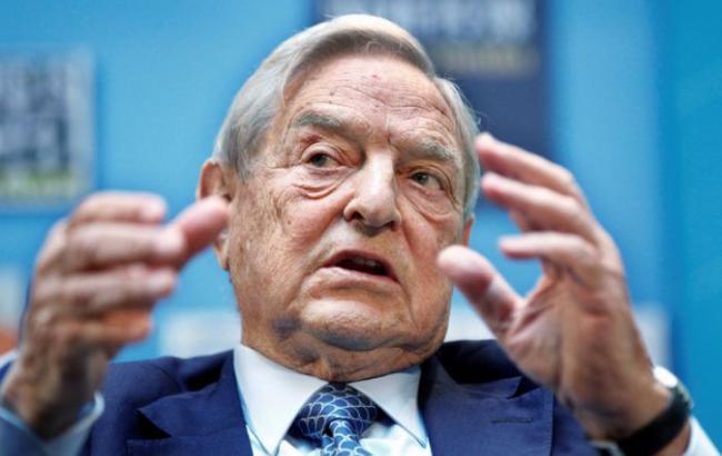 Soros ona qarşı olan dövlətlərə meydan oxudu: