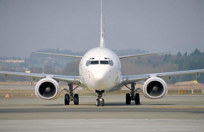 Moskvada Boinq-737 məcburi eniş etdi