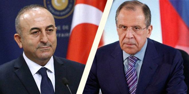 Лавров и Чавушоглу обсудили Карабах
