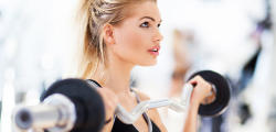 8 exercises to tone up flabby arms in 5 minutes