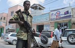 Somalinin paytaxtında terakt...