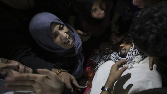 Israeli airstrikes on Gaza wound 3 Palestinians