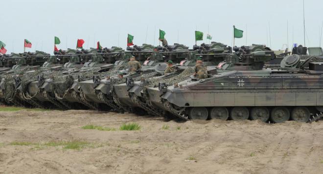 Almaniya Rusiyaya qarşı savaşa hazırlaşır