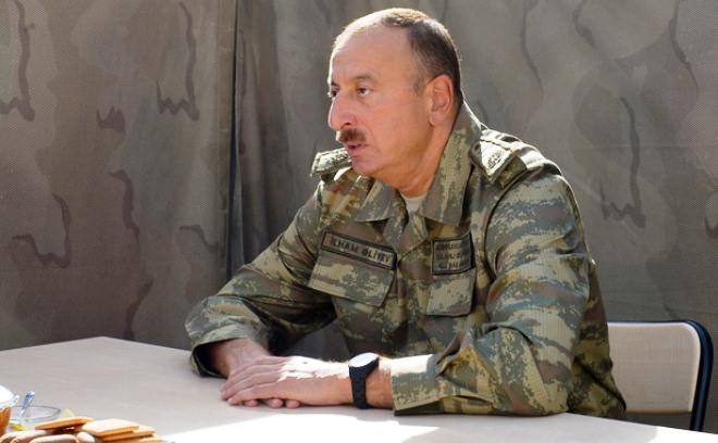 The peak of our victory was this operation - Aliyev