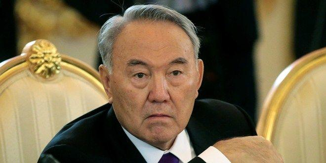 """Nazarbayev təngəni də """"rusca""""dan xilas etdi"""