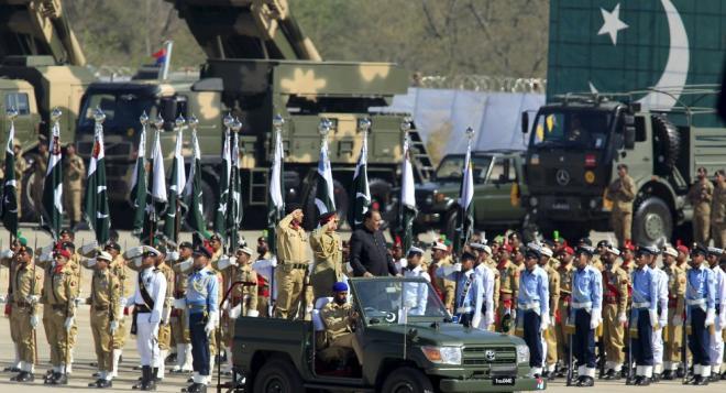 Pakistan-Hindistan gərginliyi: Sərhədə raketlər yerləşdirildi