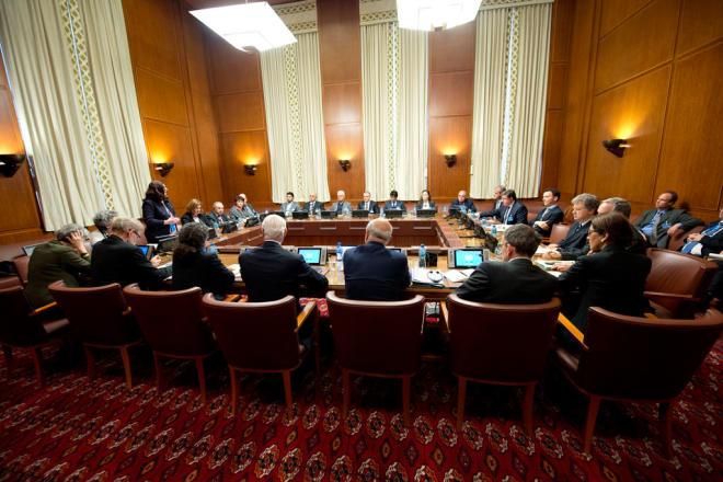 Libya: 2nd round of military talks starts in Geneva