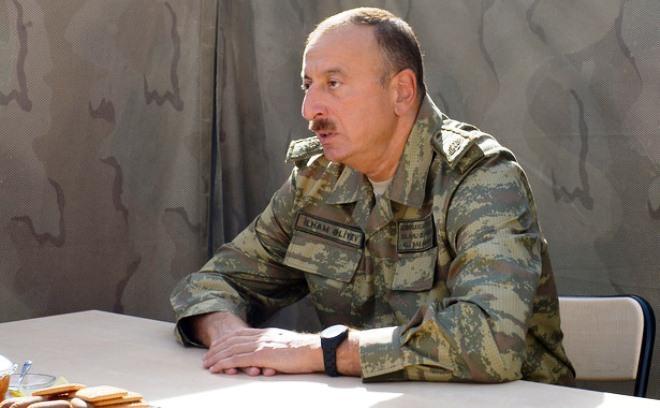 Ali Baş Komandan xalqa müraciət edəcək