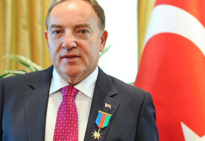 Türkiyədə bayrağımız endi: səfirdən –