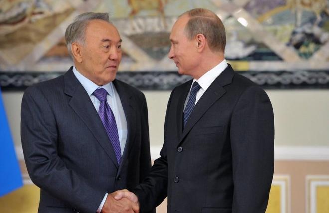 """Putin də Nazarbayev yolunu getdi: EHTİYAT """"HAVA LİMANI"""""""