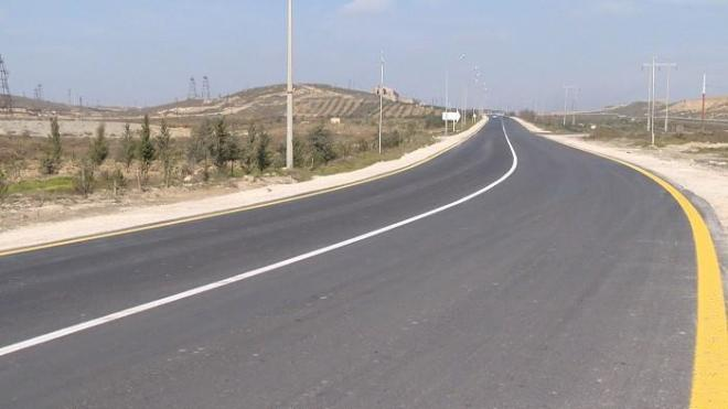 Large-scale highway reconstruction underway in Azerbaijan