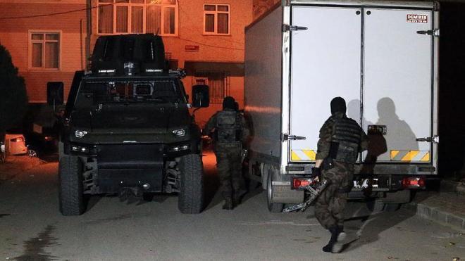Türk polisindən şok əməliyyat: İran TIR-ında...