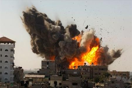 На рынке в Африне прогремел взрыв