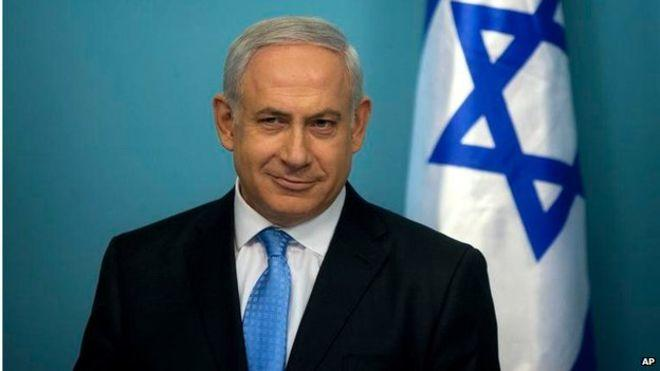 Netanyahu has been nominated for the Nobel Prize