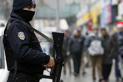 В Турции задержано около 400 нелегалов