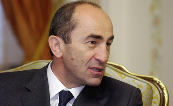 Kocharyan was infected with coronavirus