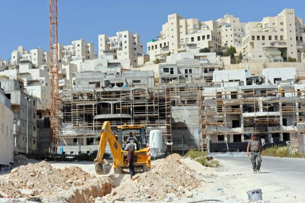 Israel to build 46,000 settlement units in West Bank