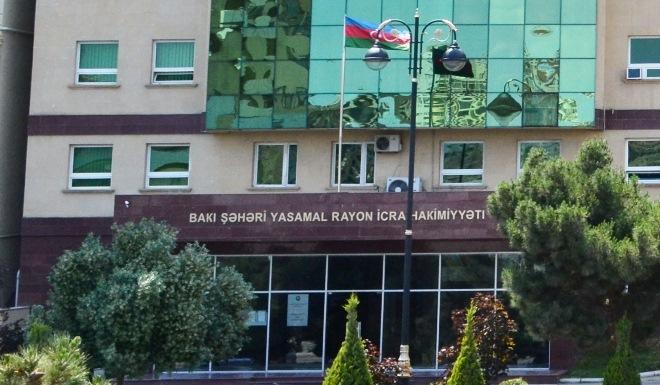 Yasamal Rayon İcra Hakimiyyətində yeni təyinat