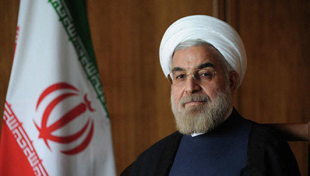 Рухани назвал антииранские санкции ошибкой Вашингтона