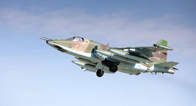 Как был уничтожен армянский Су-25? - начальник ГПС