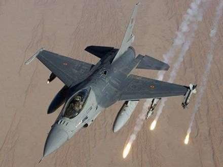 ABŞ İran hərbi obyektlərinə zərbə endirdi