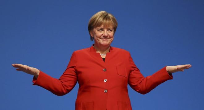 Merkeldən sanksiya açıqlaması: Kifayət deyil…
