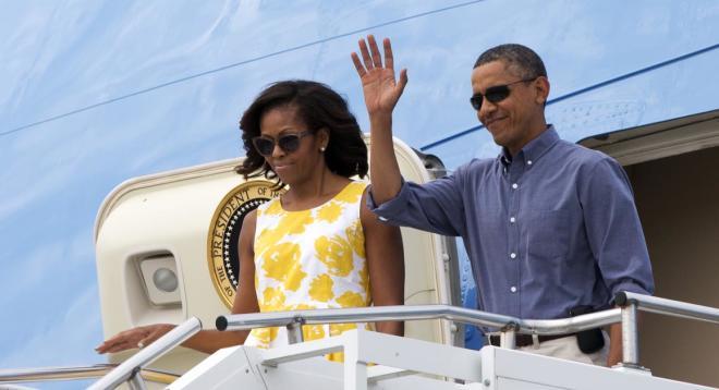 Обама купил поместье стоимостью $11 млн