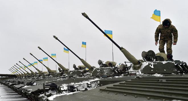 اوکراینا اوردوسو بو اراضیلری آزاد ائتدی – قفیل هوجوم