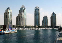 امارات بو اؤلکهده چئوریلیشه حاضیرلاشیر: تمطراقلی قارشیلاما...