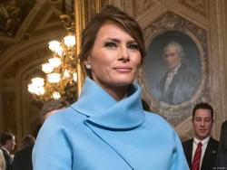 Petition calls for Melania Trump to move to White House