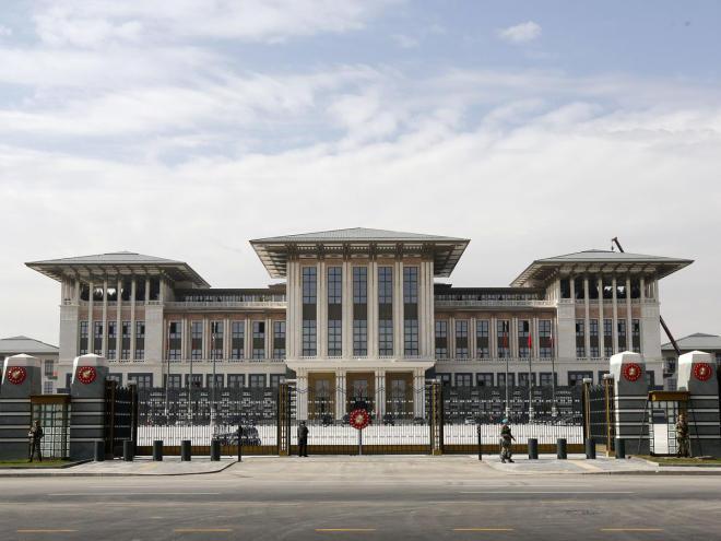 Турция помнит - Администрация Эрдогана