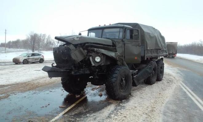 """Ermənistanda """"Ural"""" aşdı: 5 hərbçi..."""