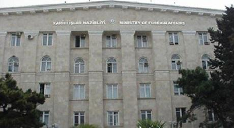 Azerbaijan expressed its condolences to Turkey