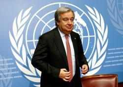 Генсек ООН назвал ошибкой «вакцинный национализм»