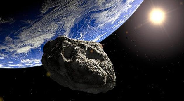 К Земле приблизится огромный астероид