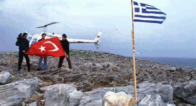 یونانیستان تورکییهیه ۳ آنلاشما گؤستردی - کارداک بحرانی