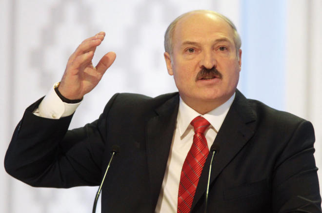 Lukashenko threatened those who challenge them