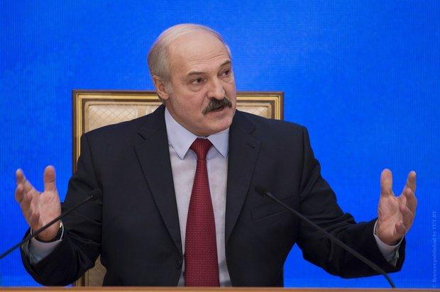 Lukashenko: The control system could collapse
