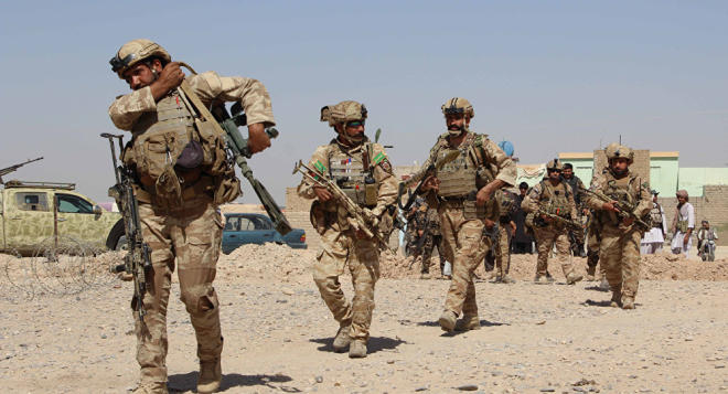 Taliban 5 amerikalı hərbçini öldürdü