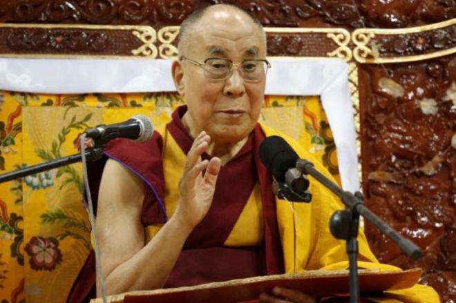 Dalai Lama urges people to get COVID-19 vaccine