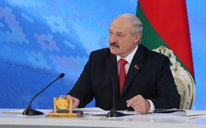 I am safe and I haven`t run away - Lukashenko