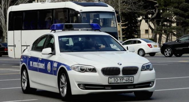 Bakıdan qaçırılan avtomobil Siyəzəndə saxlanıldı