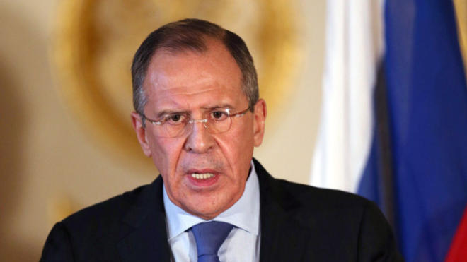 Lavrov spoke about the delimitation of borders