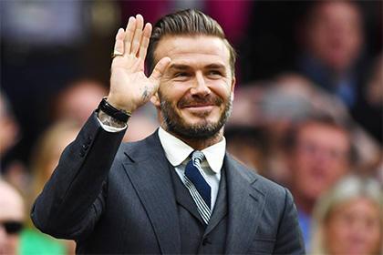 Бэкхем стал совладельцем футбольного клуба